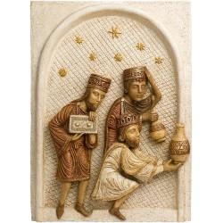 Rois Mages (haut-relief)