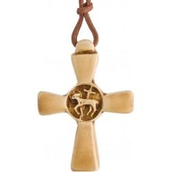 Croix avec l'Agneau (avec...