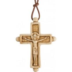 Croix Précieuse (avec lacet)