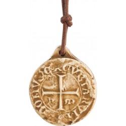 Médaillon du XIII° siècle...