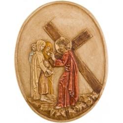 Jésus console les femmes de...