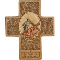 Jésus tombe pour la...