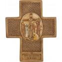 Jésus est descendu de la croix et confié à sa mère