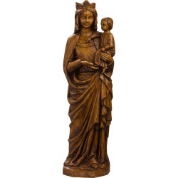 Vierge à l'Enfant — XIV°...