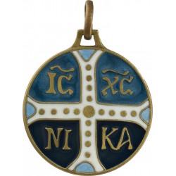 Médaille avec Croix Nika