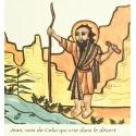 Jean, voix de Celui qui crie dans le désert
