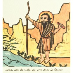 Jean, voix de Celui qui...