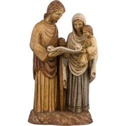 Sainte Famille autour du Livre