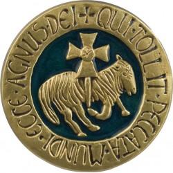 Magnet Agneau de Cluny...