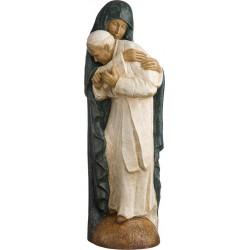 La Vierge Marie et Saint...