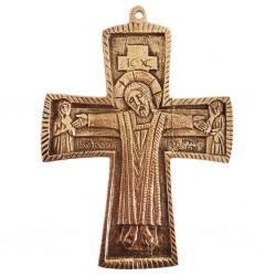 Croix Jésus Grand Prêtre 17 cm