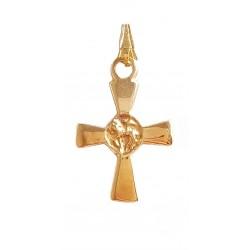 Petite croix agneau