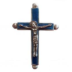 Croix (classique) en étain