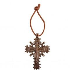 Croix Copte métal