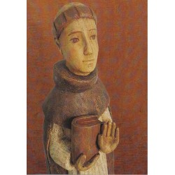Saint Dominique (détail)