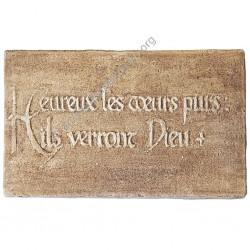 Parole d'Evangile (Béatitude)