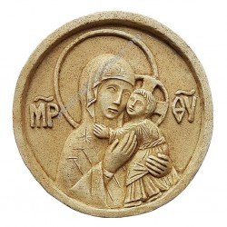 Médaillon Vierge de Tendresse