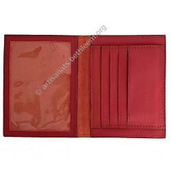 Porte papiers et cartes bancaires
