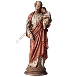 Saint Joseph à l'Enfant et...
