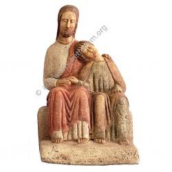 Saint Jean sur le Cœur du Christ
