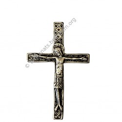 Crucifix à croisillons