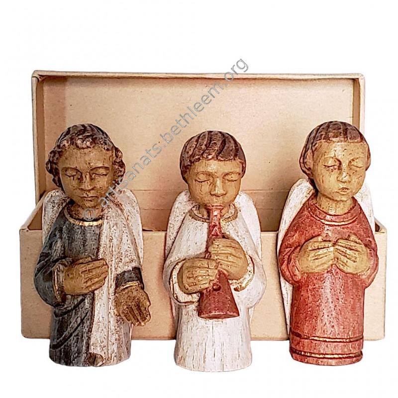 Coffret de 3 anges