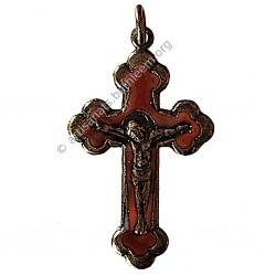 Crucifix trilobé