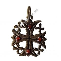 Croix de Jérusalem de Malte