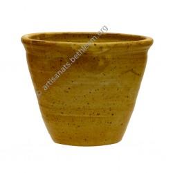 Vase cache-pot droit petit