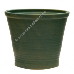 Vase cache-pot droit moyen