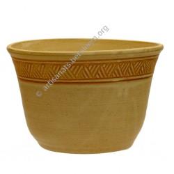 Vase cache-pot droit moyen...