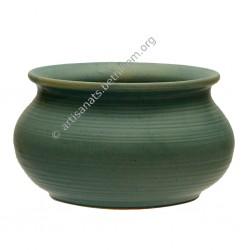 Vase cache-pot rond petit