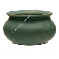 Vase cache-pot rond moyen