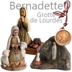 Bernadette - Grotte de Lourdes