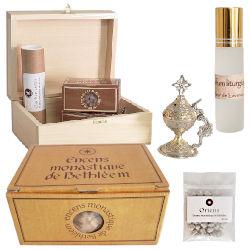 Découvrez nos encens et parfums liturgiques