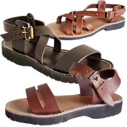 Découvrez nos sandales du pèlerin faites à la main